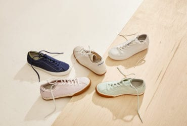 Rothy's Lace-Up Sneaker