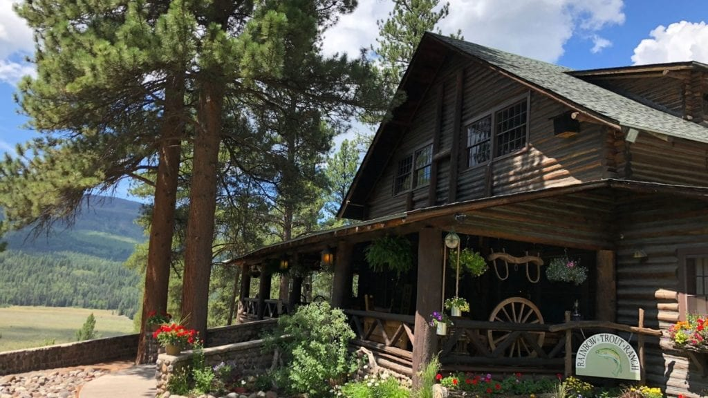 Rainbow Trout Ranch dude ranch