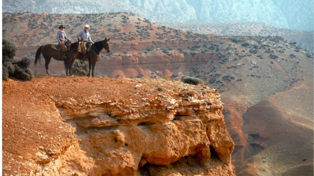 Hideout Lodge & Guest Ranch dude ranch