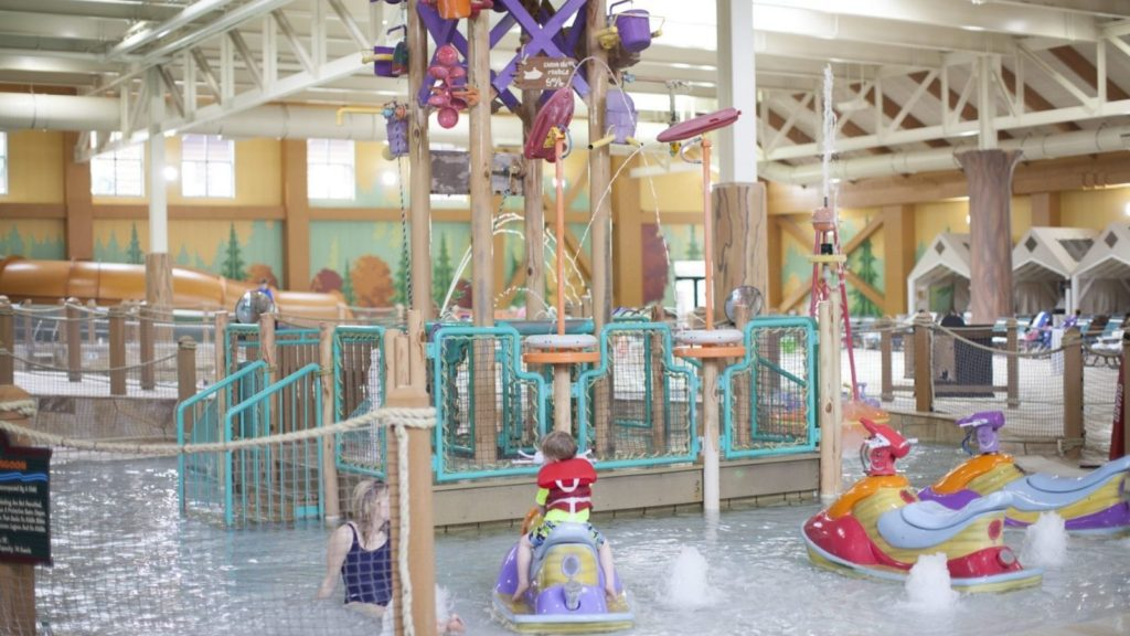 Water Park at Great Wolf Lodge Wisconsin Dells (Photo: Great Wolf Lodge)