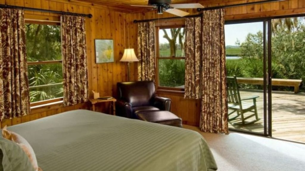 The Lodge on Little St. Simons Island is located in Georgia's Golden Isles (Photo: The Lodge)