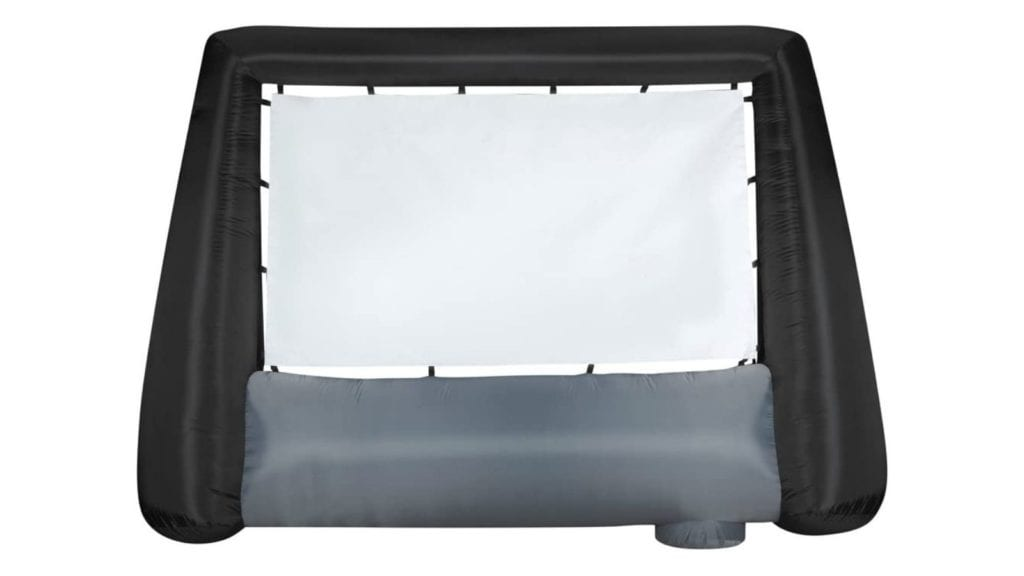Gemmy Airblown Inflatable Outdoor Movie Screen