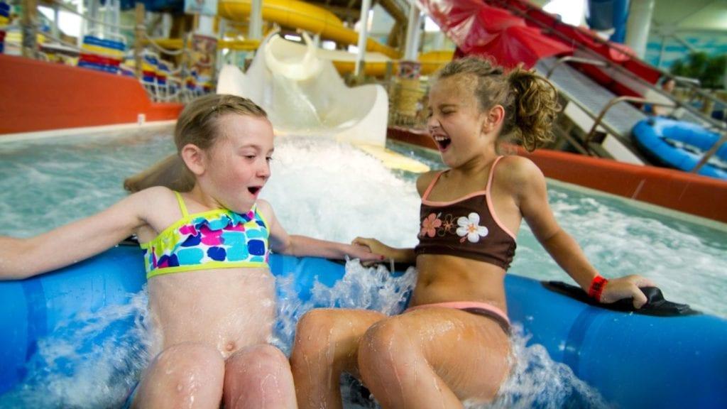 America's largest indoor waterpark in Sandusky, Ohio (Photo: Kalahari Resorts)