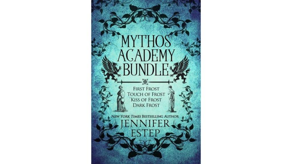 Mythos Academy by Jennifer Estep