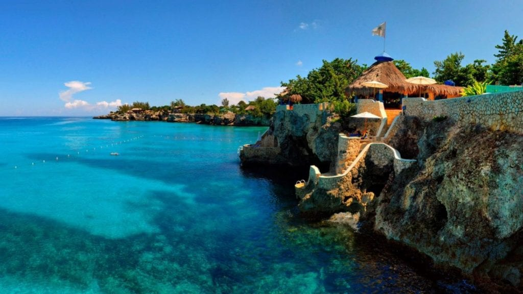 The Caves Hotel, Negril, Jamaica (Photo: The Caves Hotel)