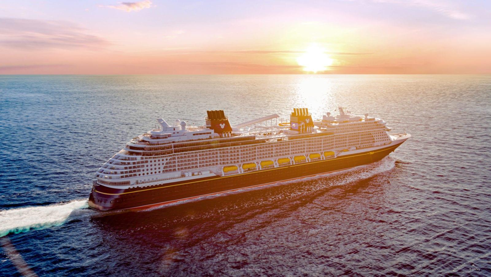 Disney Wish (Photo: Disney Cruise Line)