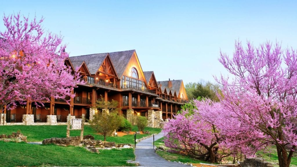 Big Cedar Lodge in Ridgedale, Missouri (Photo: Big Cedar Lodge)