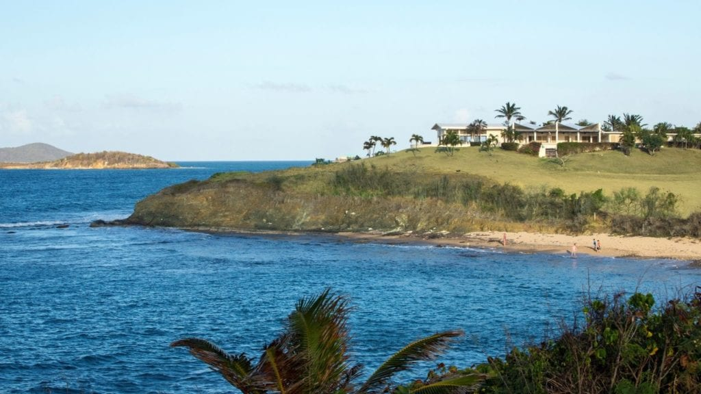 View of The Buccaneer Beach House (Photo: The Buccaneer)