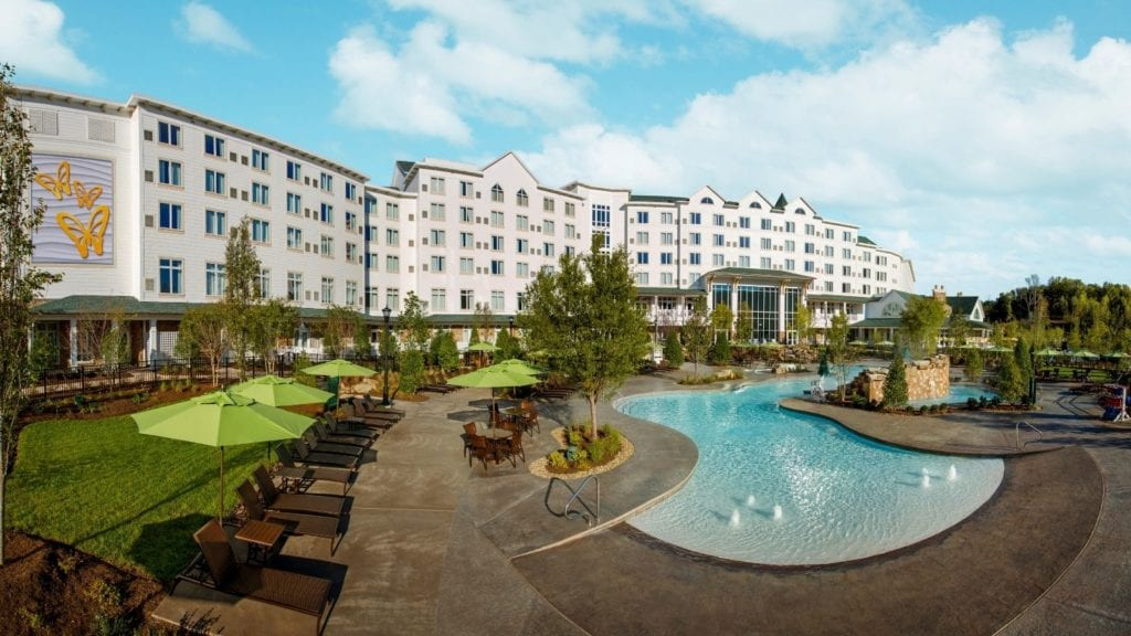 Dollywood's DreamMore Resort (Photo: Dollywood Parks and Resorts)