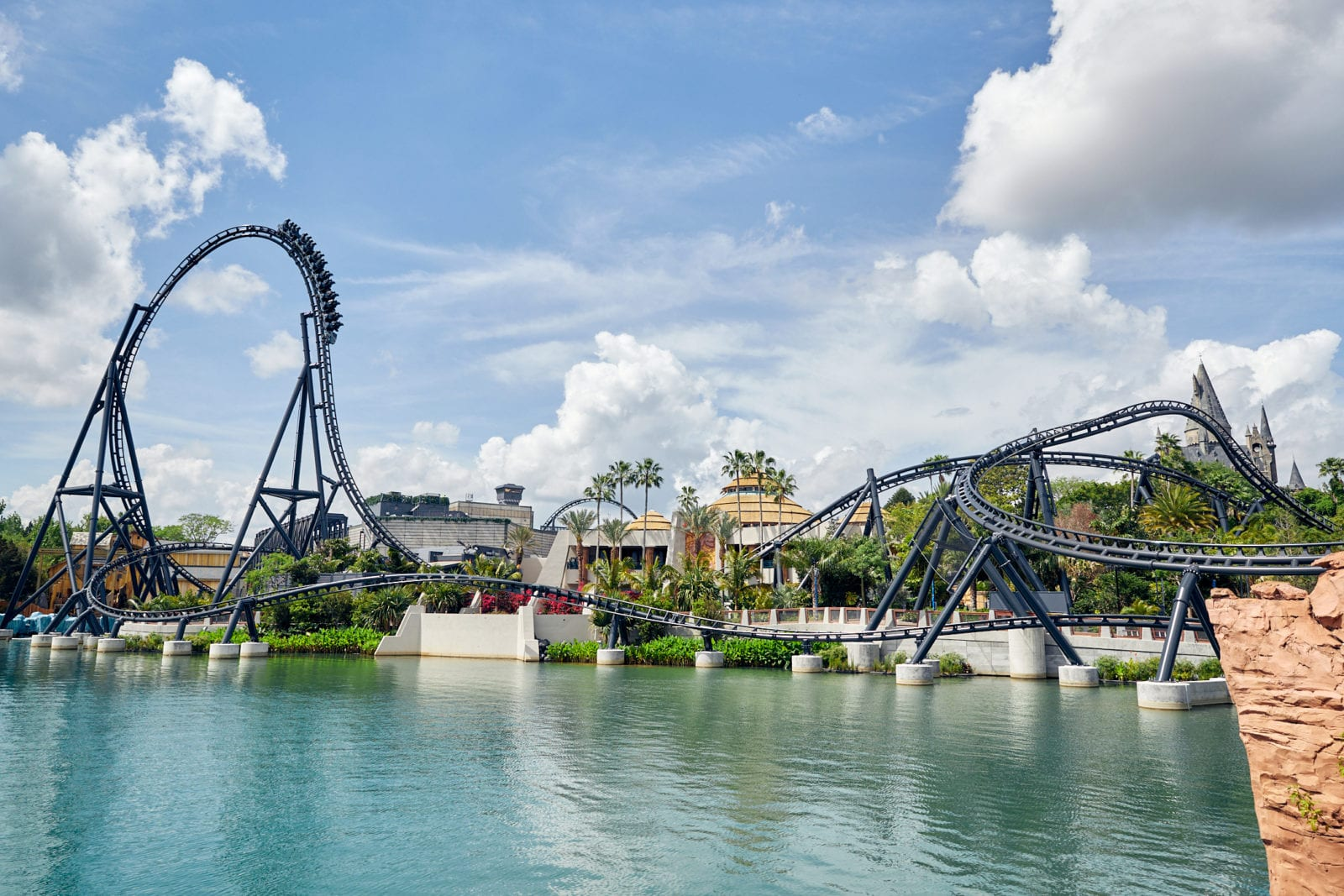 Jurassic World Velocicoaster at Islands of Adventure (Photo: Universal Orlando Resort)