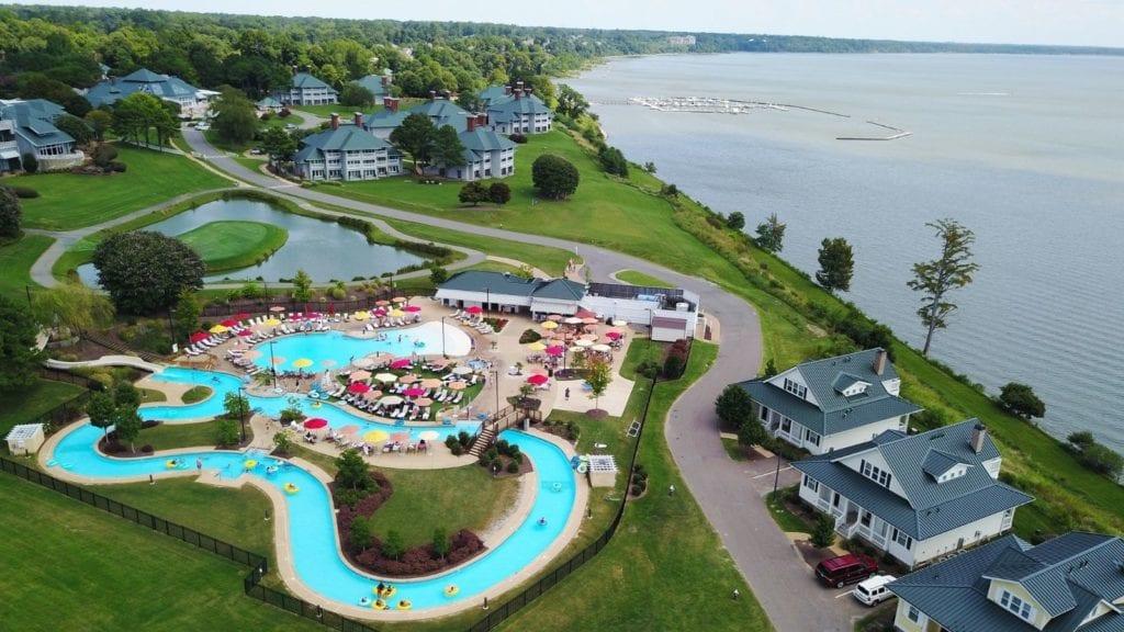 Family-friendly Kingsmill Resort in Williamsburg, Virginia (Photo: Kingsmill Resort)