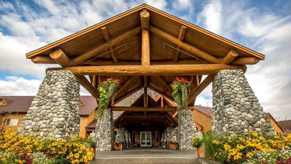 Talkeetna Alaskan Lodge (Photo: Pursuit Collection)