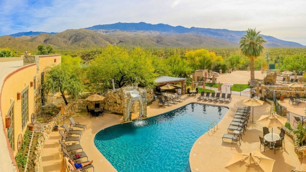 Tanque Verde Ranch in Tucson, one of the best family hotels in the US (Photo: Tanque Verde Ranch)