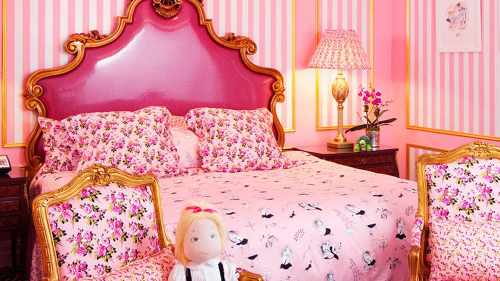 Eloise Suite at The Plaza Hotel