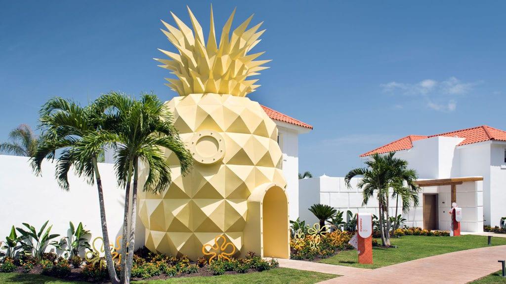 Pineapple Villa at Nickelodeon Hotels and Resorts Punta Cana