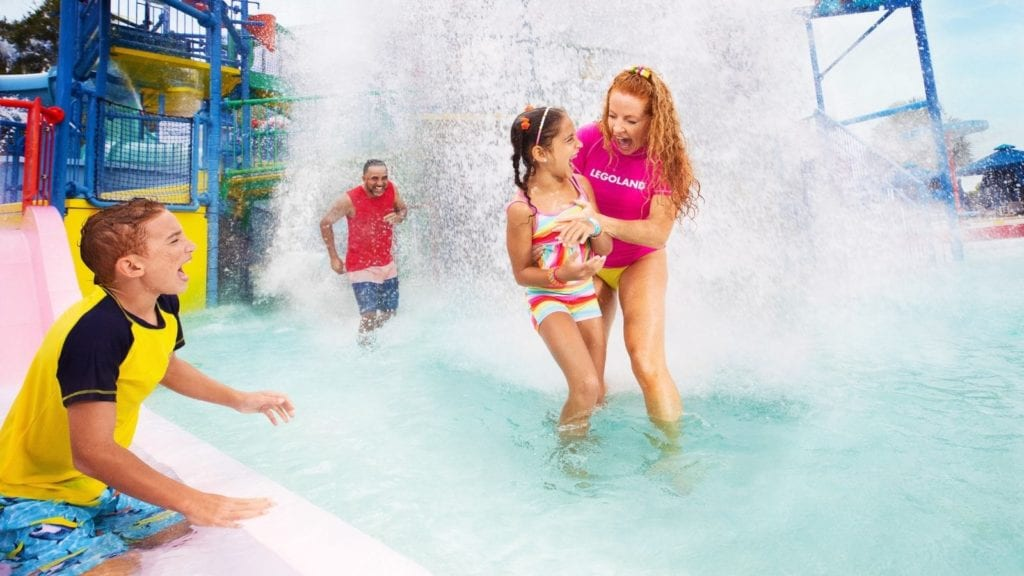 LEGOLAND Florida Water Park is one od the top Orlando-area water parks for families (Photo: LEGOLAND)