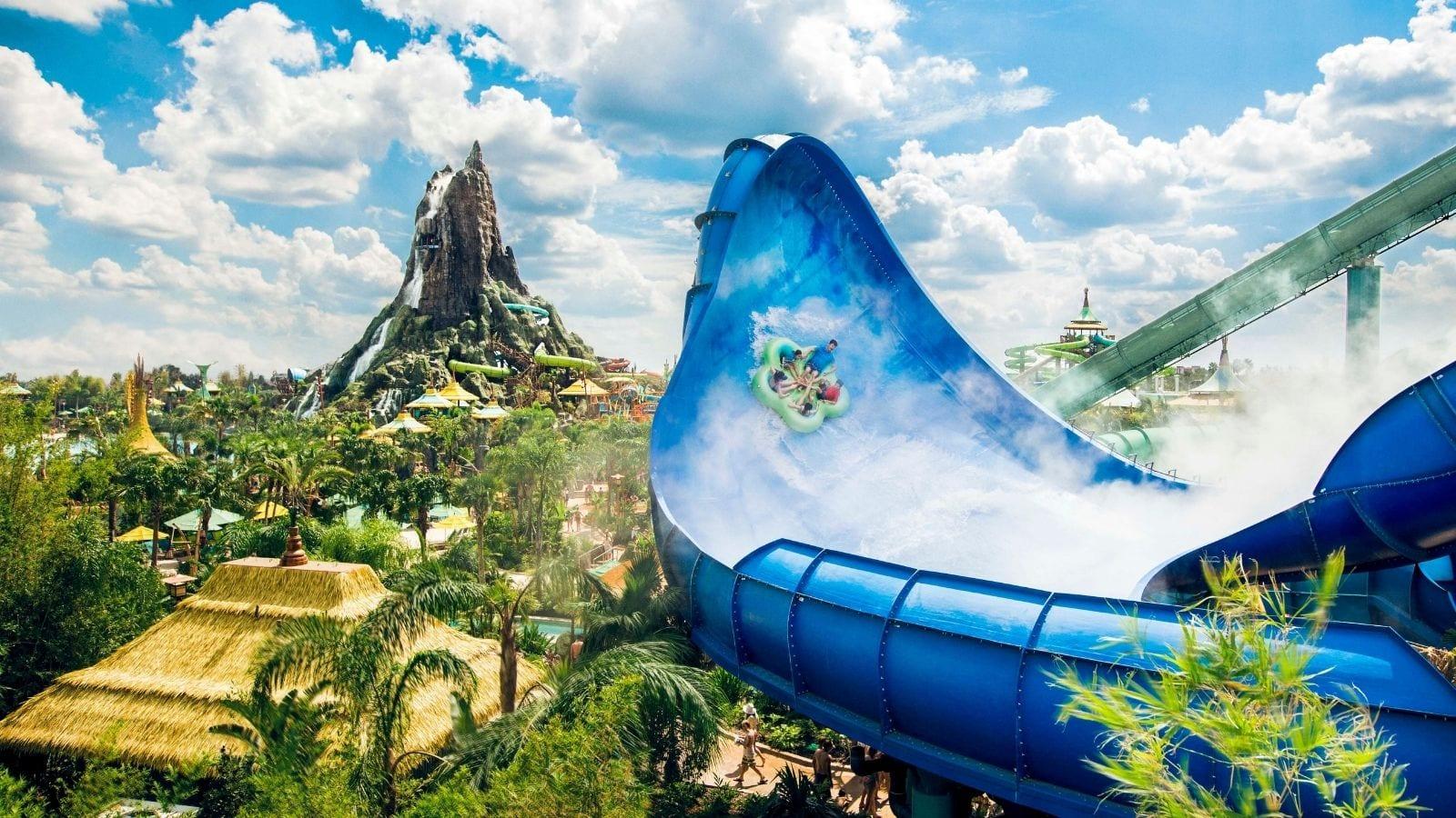 Universal's Volcano Bay water park (Photo: Universal Orlando Resort)