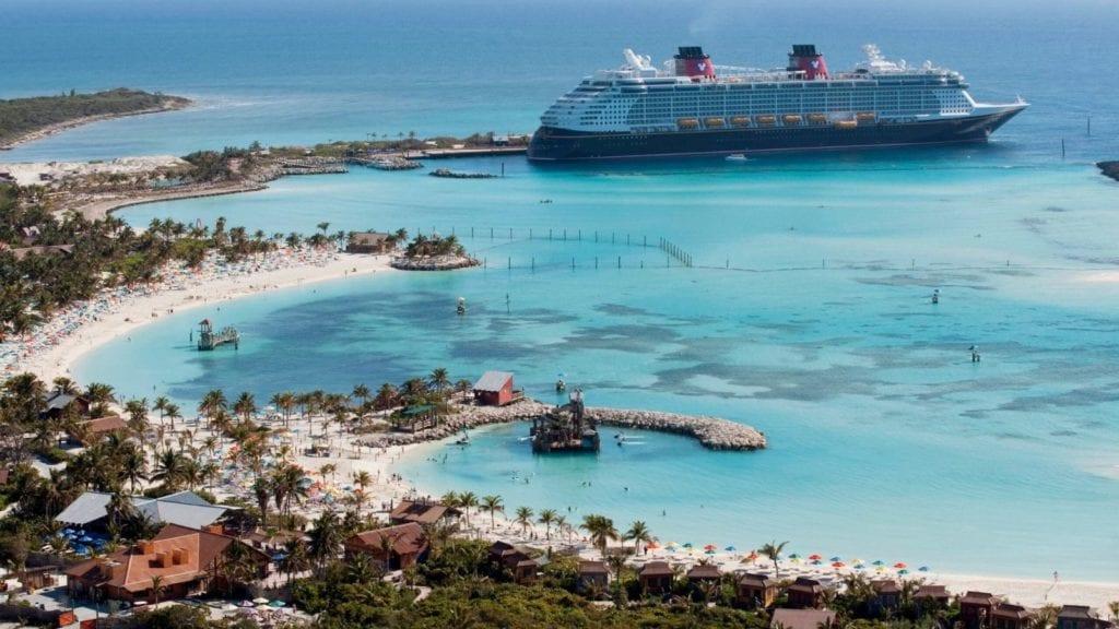 Family cruises aboard Disney Dream visit Castaway Cay (Photo: Disney Cruise Line)