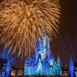Disney's Happily Ever After fireworks show at Magic Kingdom (Photo: Kent Phillips)