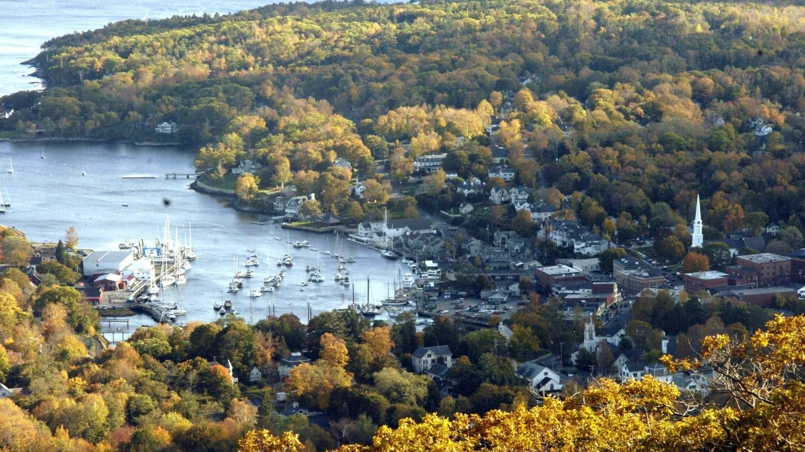 New England vacations in Camden, Maine (Photo: VisitMaine)