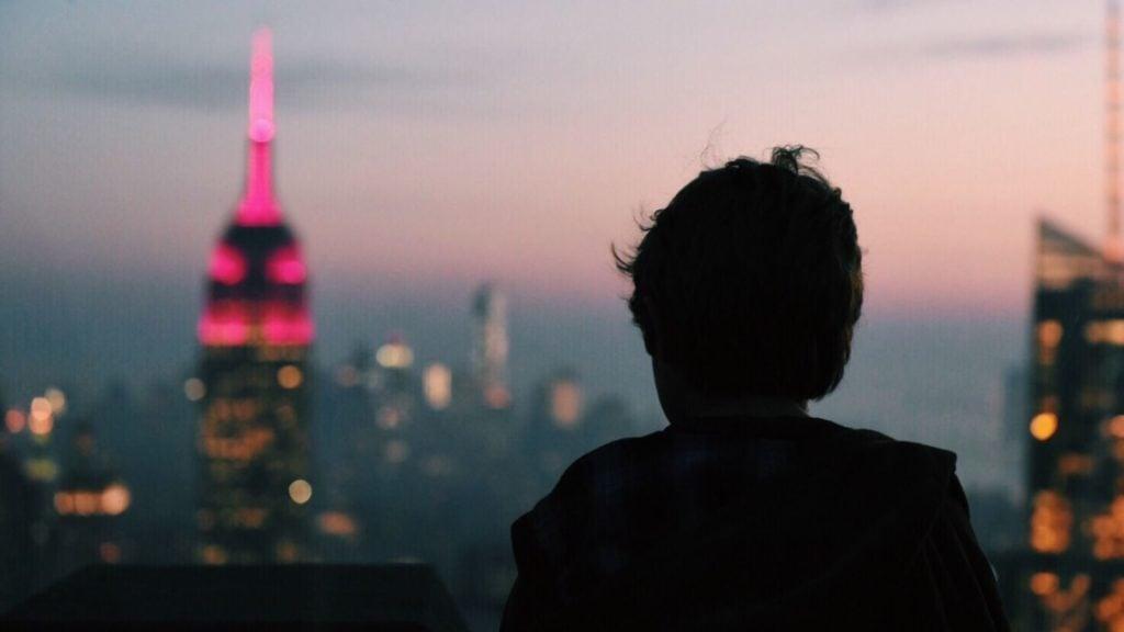Day dreaming in New York City (Photo: @Tintim via Twenty20)