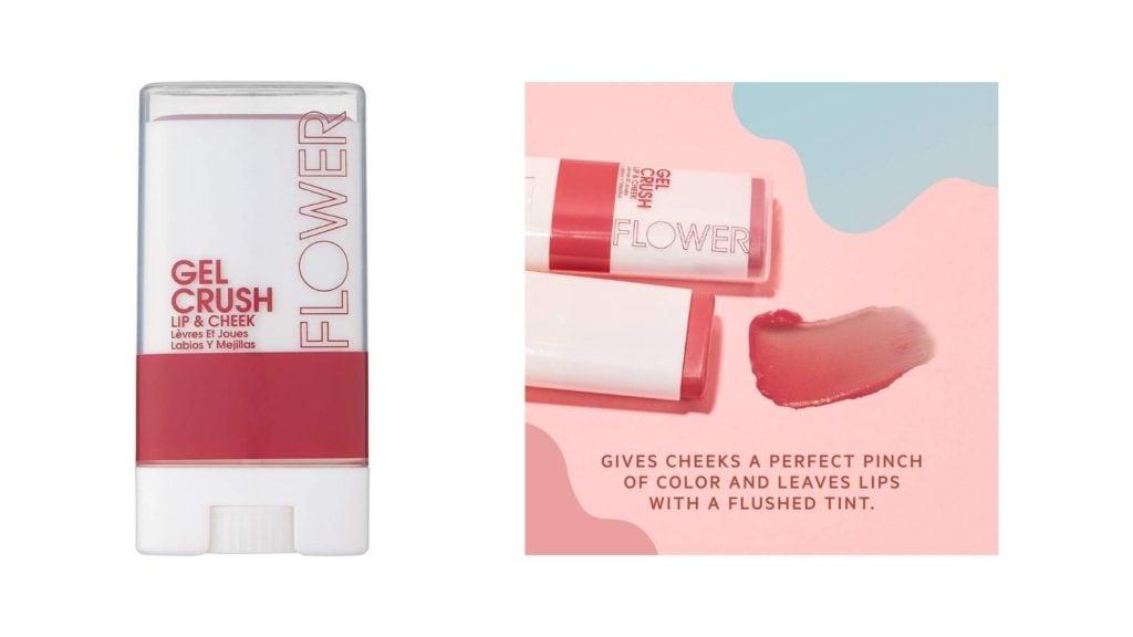 FLOWER Beauty Gel Crush Lip & Cheek (Photo: Amazon)