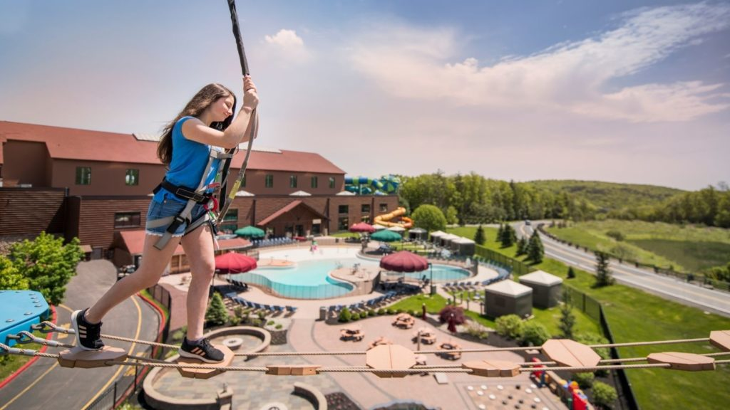 Great Wolf Lodge in the Poconos (Photo: Great Wolf Lodge Resorts)