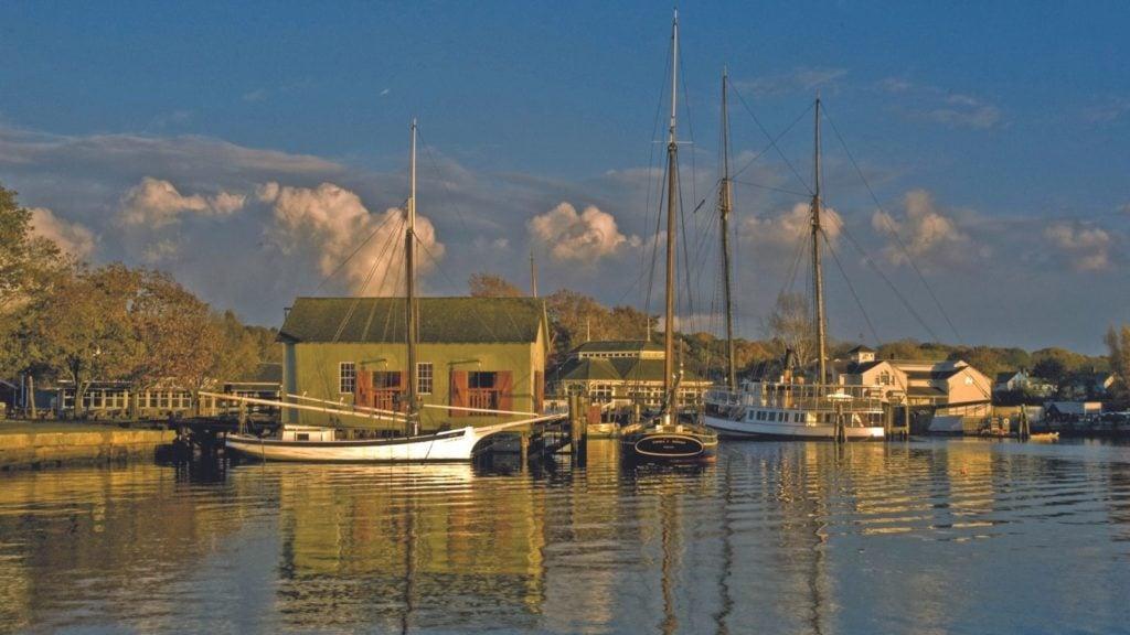 Mystic Seaport (Photo: Connecticut Office of Tourism)