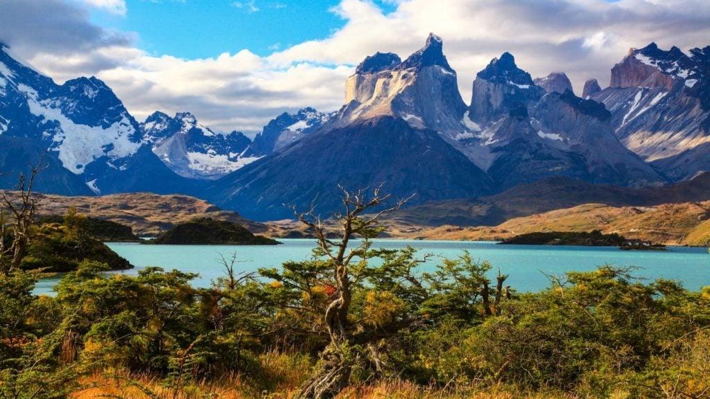 Torres del Paine national park in Patagonia, Chile (Photo: @webersintia via Twenty20)