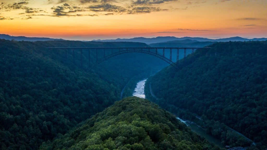 New River Gorge National Park in West Virginia (Photo: Adventures on the Gorge)