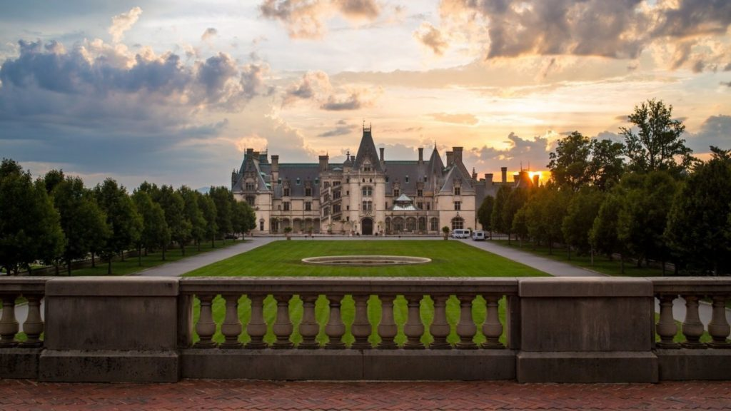 Visiting the Biltmore Estate is one of the top things to do in Asheville (Photo: ExploreAsheville.com)
