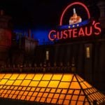 Remy's Ratatouille Adventure at EPCOT: Gusteau magically invites guests to join Chef Remy for a special meal in the attraction queue for Remy's Ratatouille Adventure at EPCOT at Walt Disney World Resort in Lake Buena Vista, Fla. (Matt Stroshane, photographer)